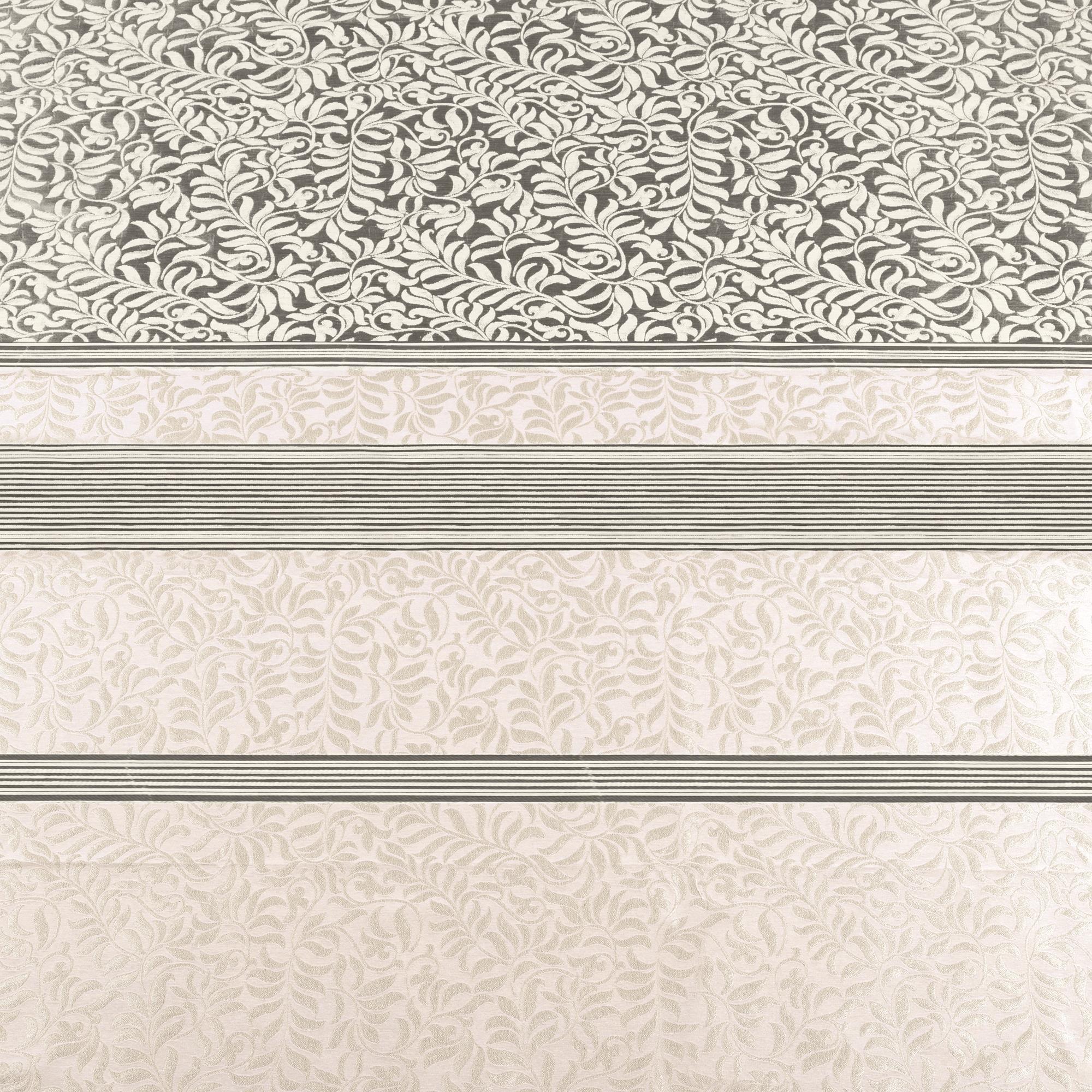 COLCHA BOUTI VELVET 085 - PLATA 80 cms