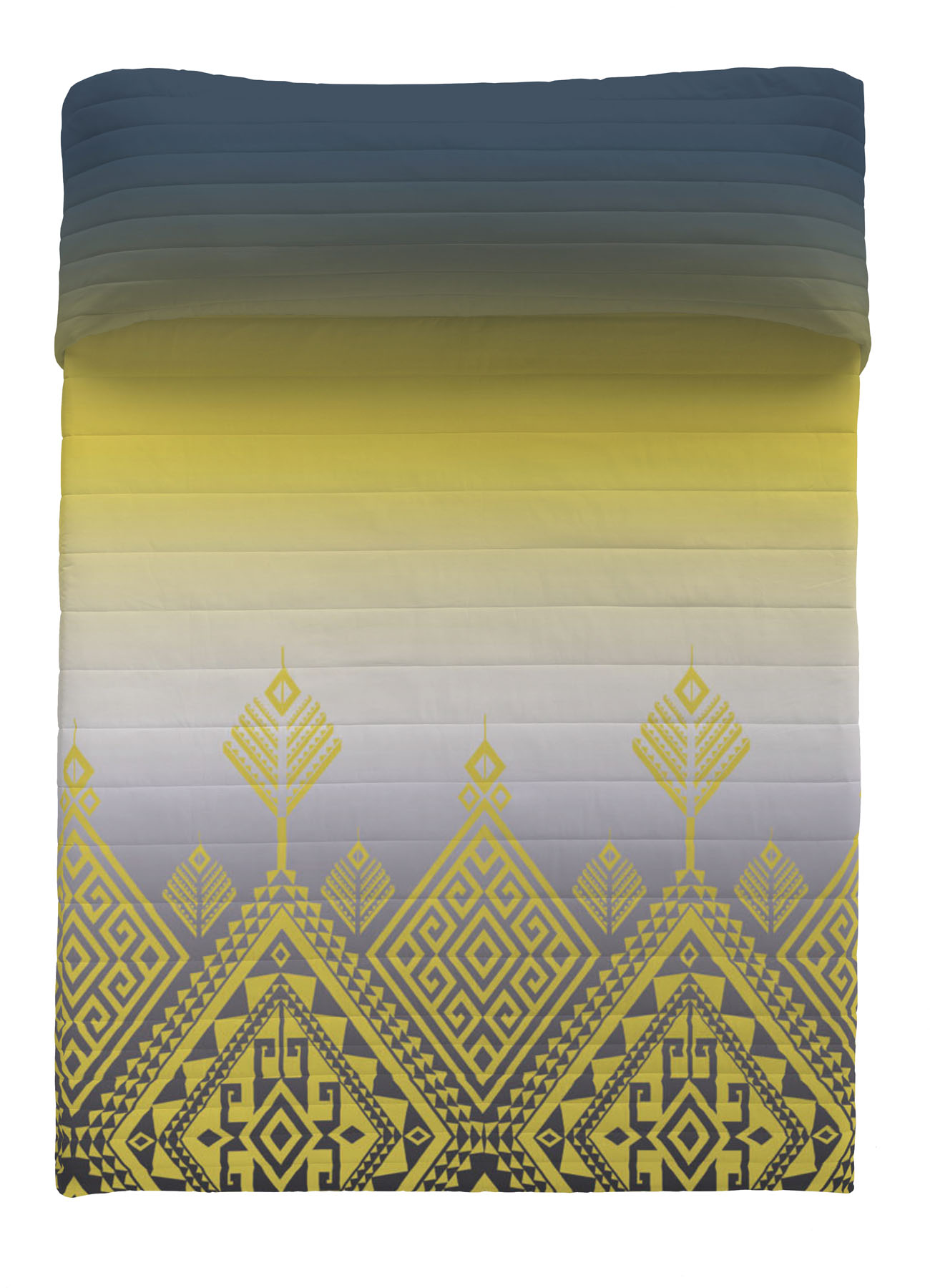 COLCHA BOUTI REVERSIBLE INDRA 105 cms