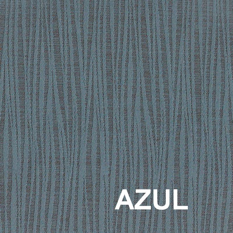 CORTINA DION AZUL 140x260