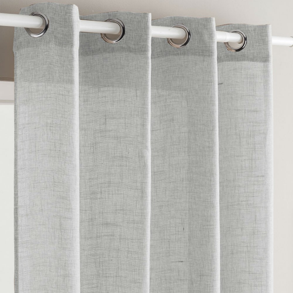 CORTINA FANY GRIS 140x260 GRIS 200x260