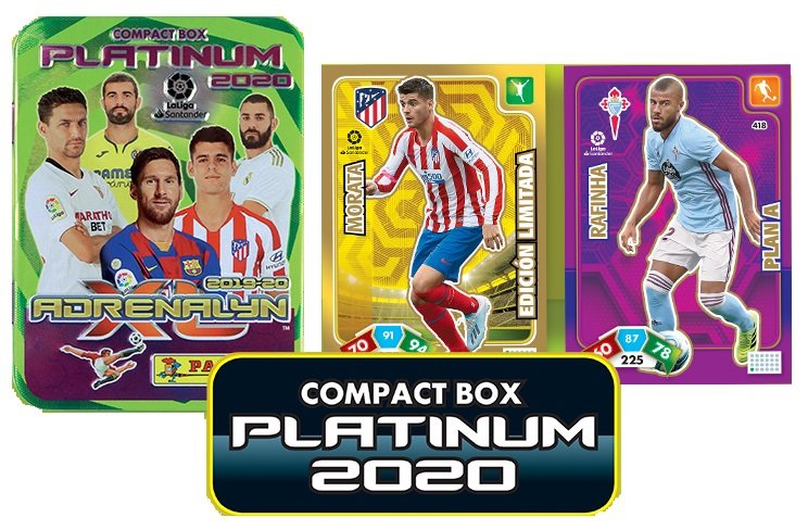 COMPACT BOX ADRENALYN PLATINUM 2020