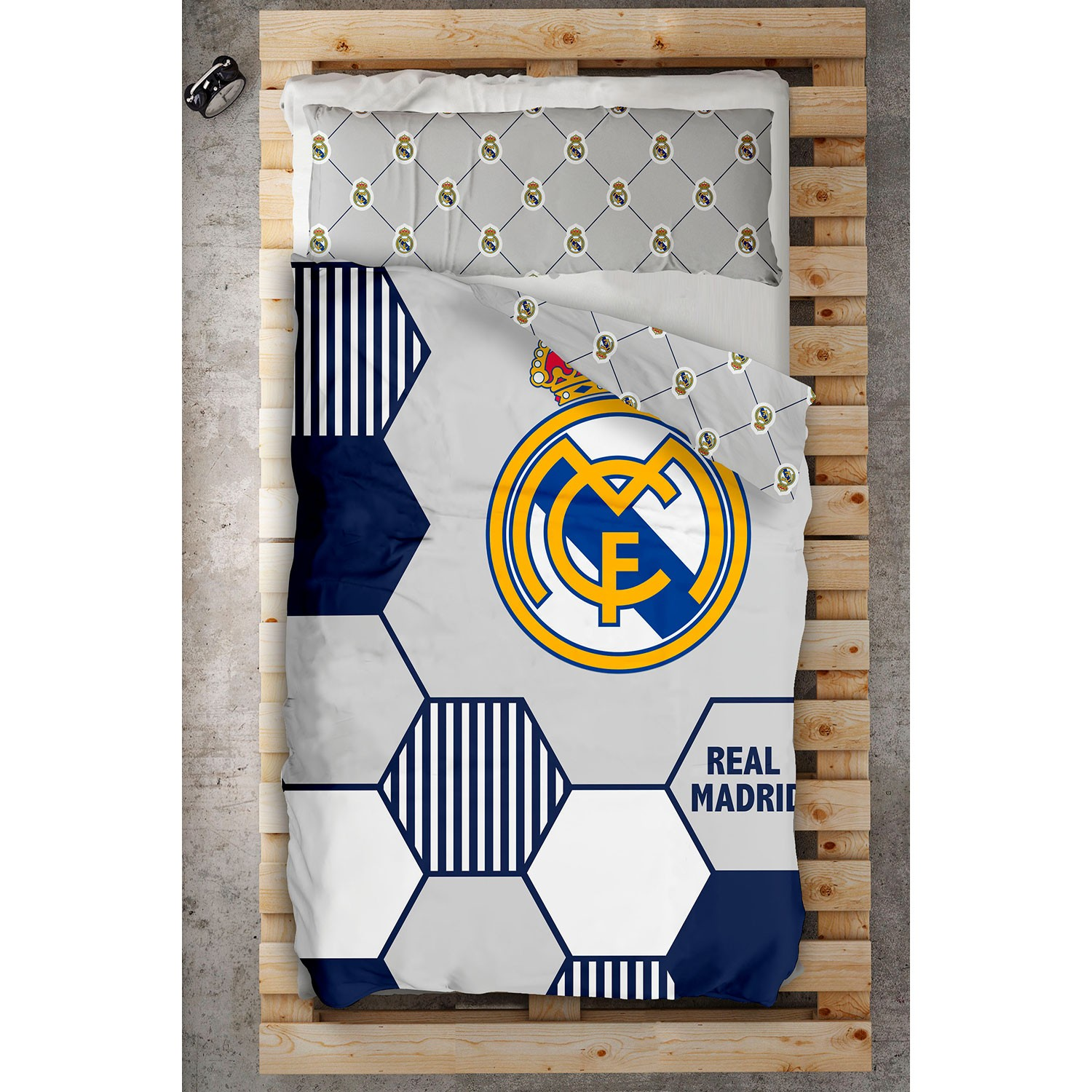 FUNDA NORDICA REGATE REAL MADRID