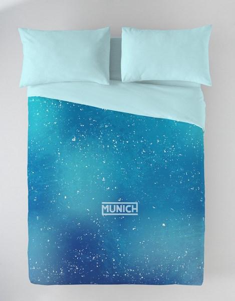 FUNDA NORDICA COSMO BLUE 180 cms 150 cms 135 cms 105 cms 90 cms