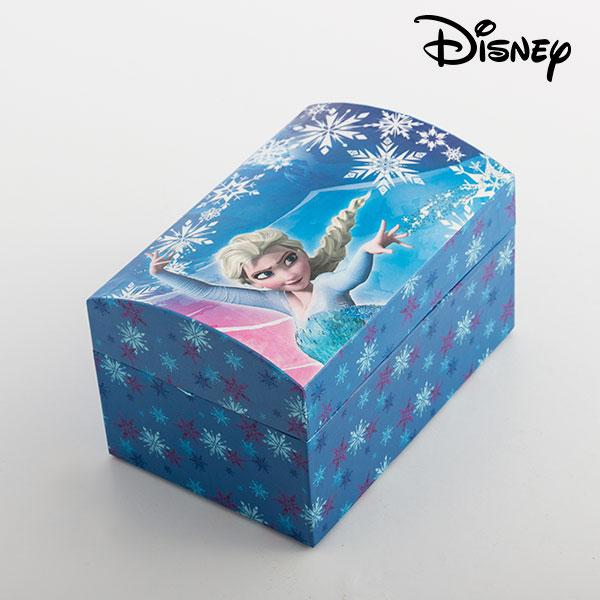 Joyero-Cofre con Espejo Frozen