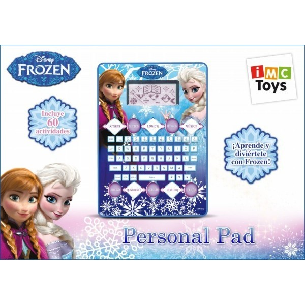 PERSONAL TABLET PAD FROZEN