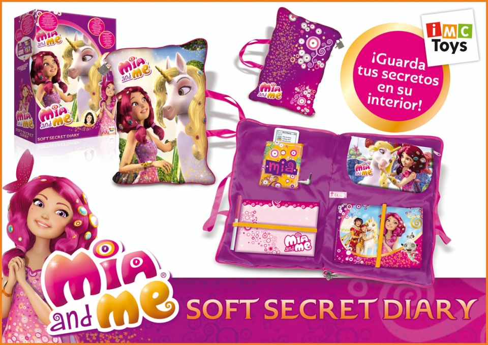 DIARIO SOF SECRET MIA & ME