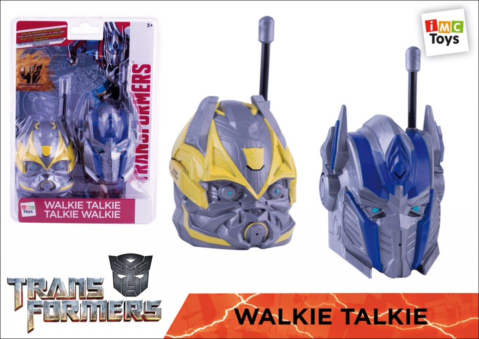 WALKIE TALKIE TRANSFORMERS