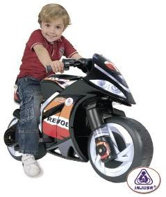 MOTO REPSOL BAT.6 VOLTIOS