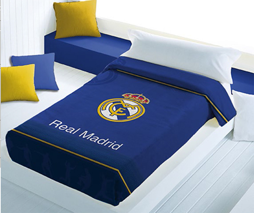 MANTA VIP ESTADIO 128 REAL MADRID color 10 90 cms