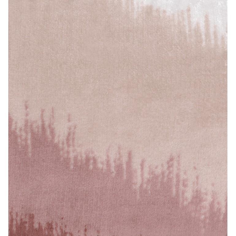MANTA SOFIA GRANATE 130x170