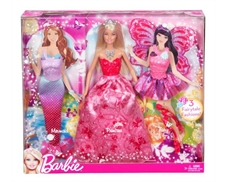 BARBIE FAIRYTALE SURTIDAS