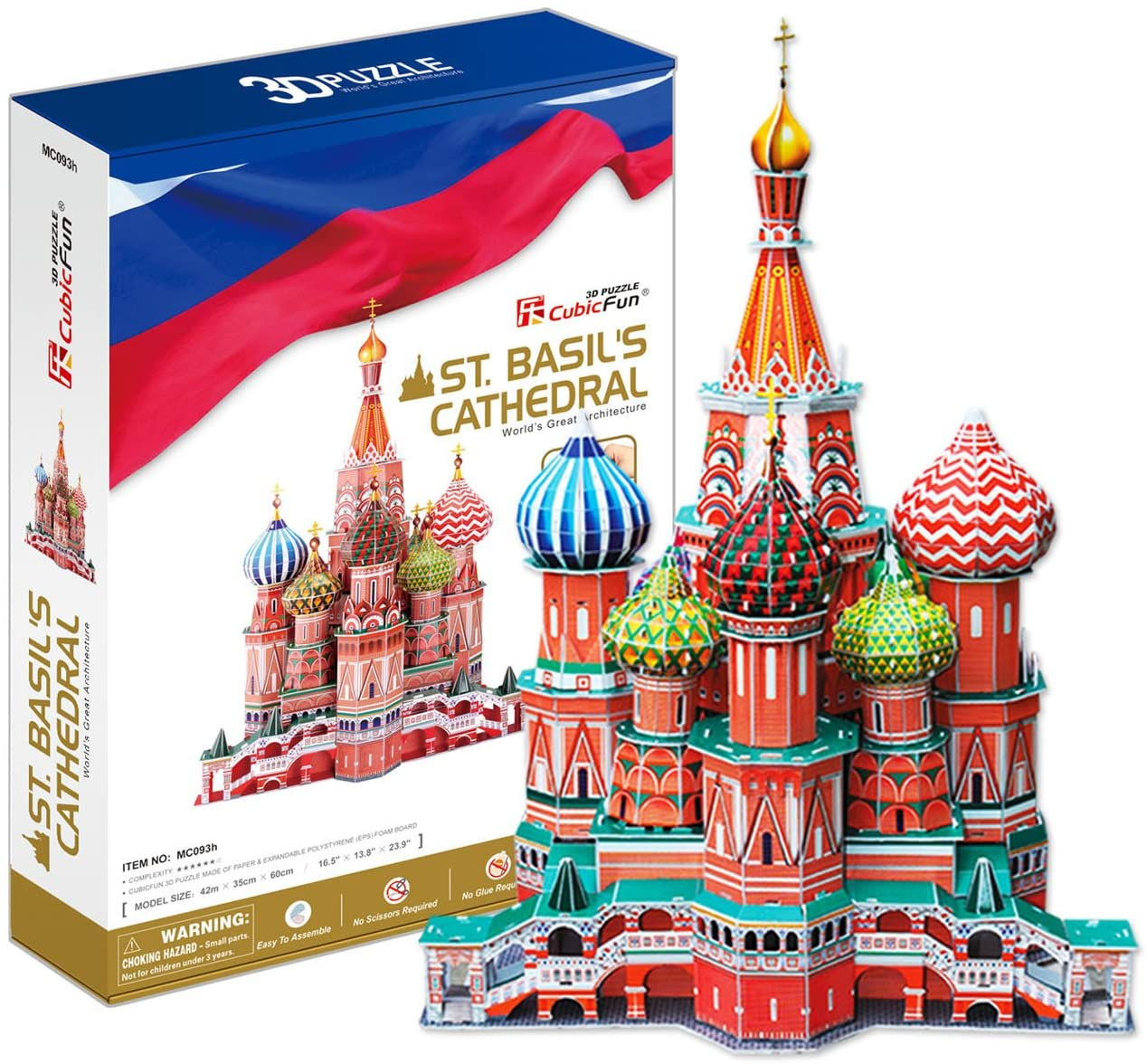 PUZZLE ST. BASIL´S CATHEDRAL