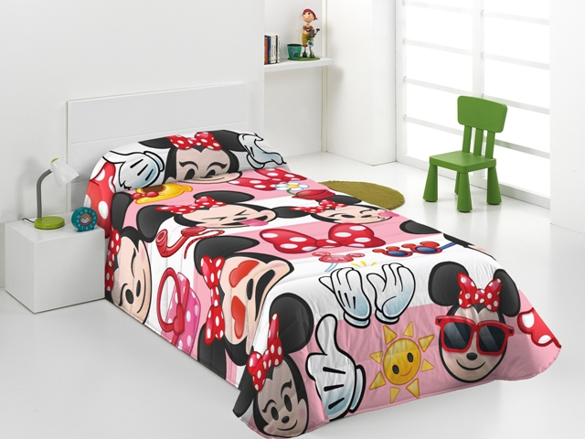DUVET ESTAMPADO MINNIE