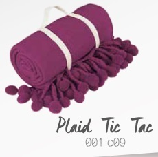 PLAID TIC TAC 001