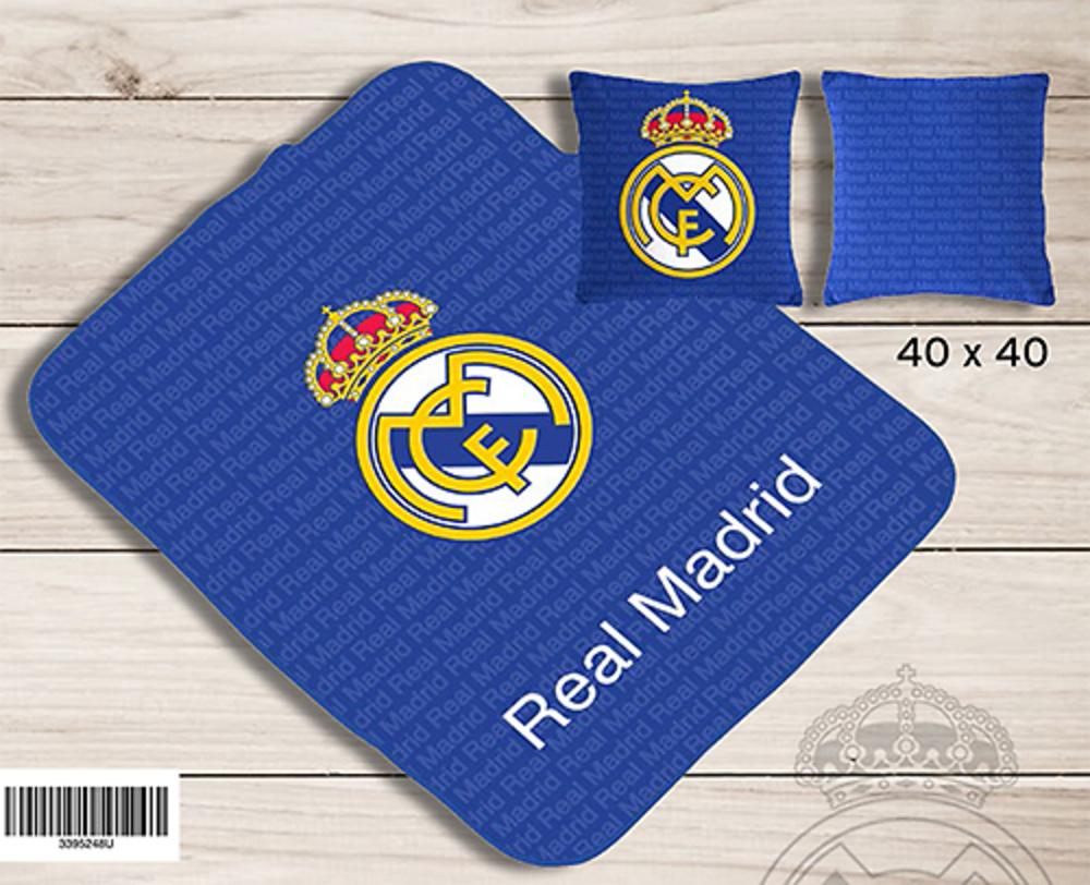 SET PLAID ESTADIO 298 REAL MADRID