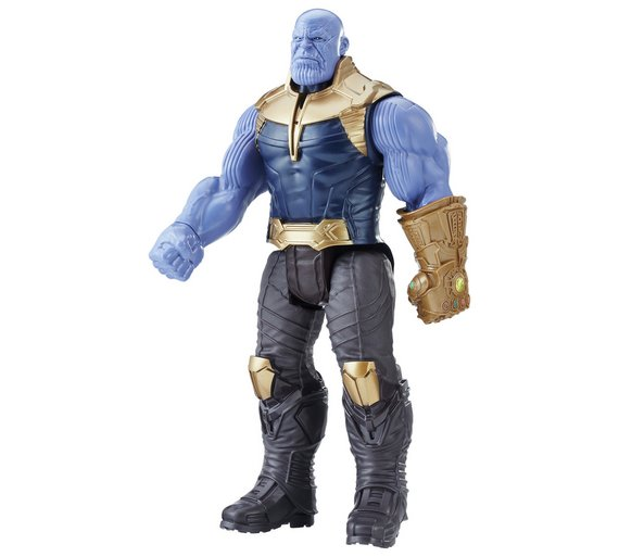 THANOS FIGURA TITAN HERO SERIES