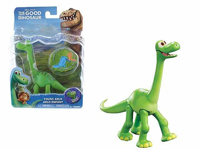 The Good Dinosaur Figura Basica