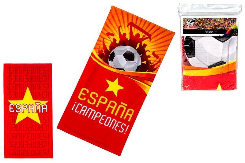 TOALLA ESPAÑA FOLLOWERS