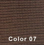 FUNDA DE SOFA ELÁSTICA ULISES color 07 4 plazas color 07 3 plazas color 07 2 plazas color 07 1 plaza