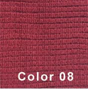 FUNDA DE SOFA ELÁSTICA ULISES color 08 4 plazas color 08 3 plazas color 08 2 plazas color 08 1 plaza