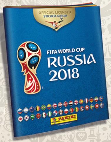 ALBUN MUNDIAL COPA RUSSIA 2018