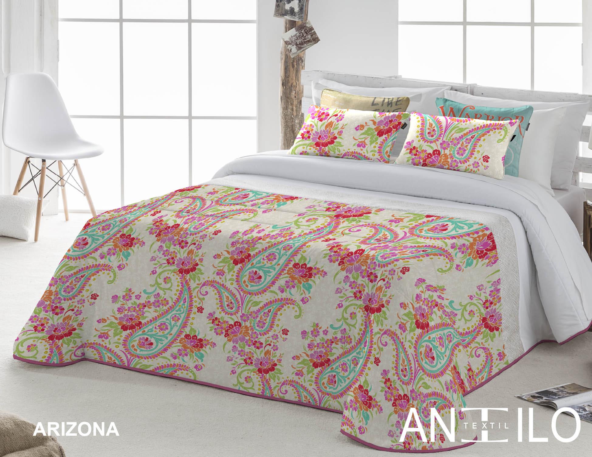 Dormitorio colchas la web que viste su hogar - Colcha bouti antilo ...