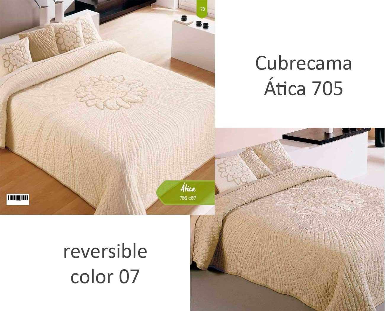 CUBRECAMA ATICA 705