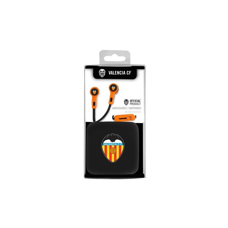 AURICULAR BOTON MICRO VALENCIA CLUB DE FUTBOL - 2606016