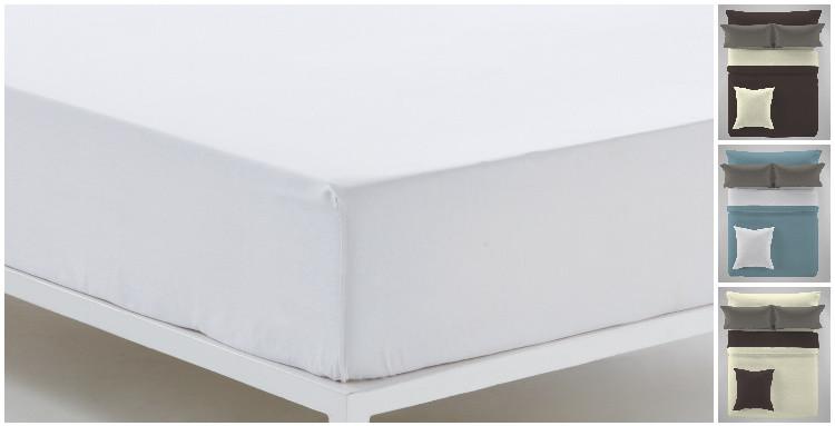 BAJERA LISA COMBI 100% ALGODÓN 200 HILOS ALTURA ESPECIAL 35CM blanco 001 200 cms blanco 001 180 cms blanco 001 160 cms blanco 001 150 cms blanco 001 135 cms blanco 001 105 cms blanco 001 90 cms