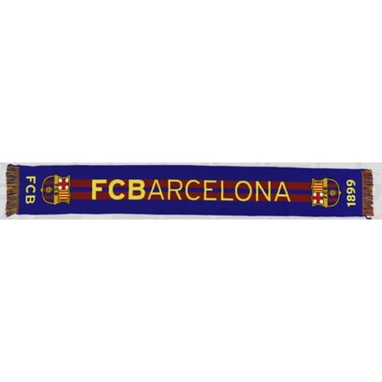 BUFANDA F.C. BARCELONA·