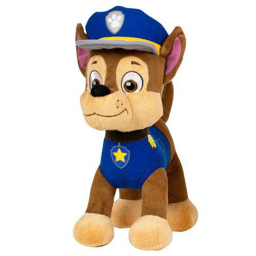 PELUCHE PATRULLA CANINA 20 CM CHASE