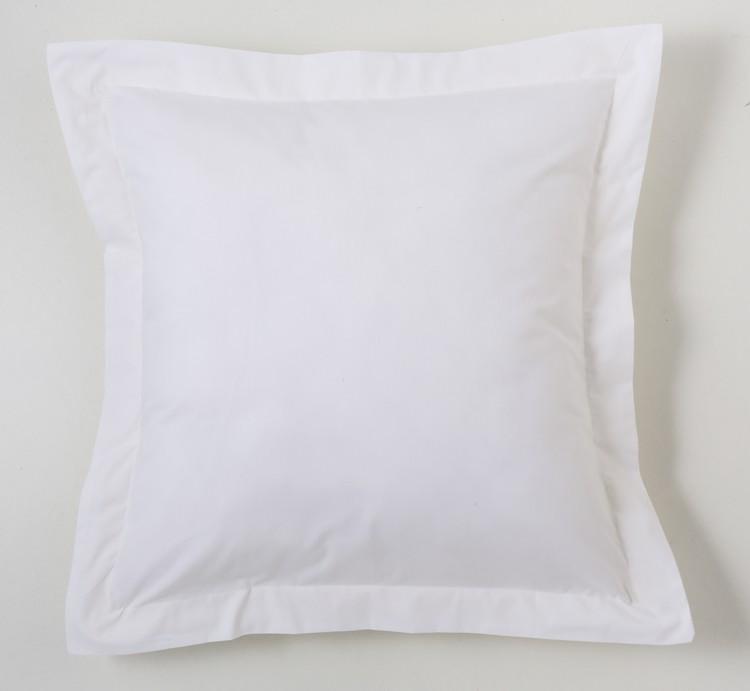 COJIN LISO COMBI 100% ALGODÓN 200 HILOS blanco 001 45 x 85 cm (Pack 2 uds.)