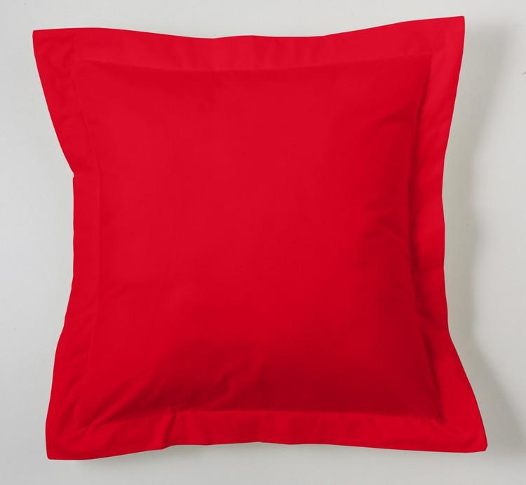 COJIN LISO COMBI Rojo 014 50 x 75 + 5cm Rojo 014 55 x 55 + 5cm Rojo 014 40 x 40 cm
