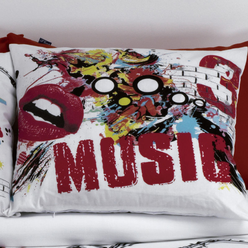 COJINES MUSIC Modelo A cojin 50 x 70