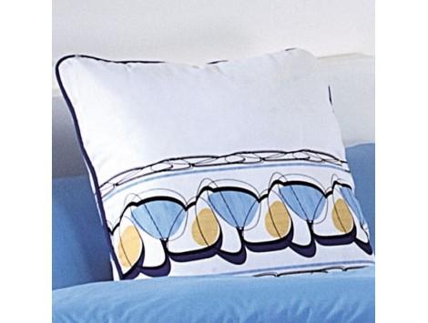 COJINES NICOL 20 - azul 50 x 50