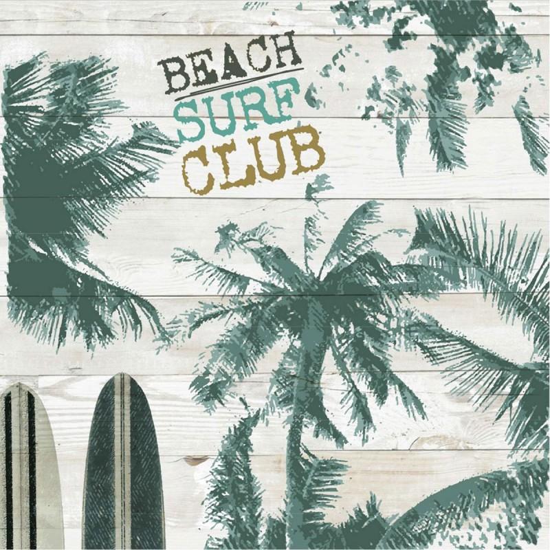 COLCHA BOUTI SURF cojin 60x60 cms VACIO