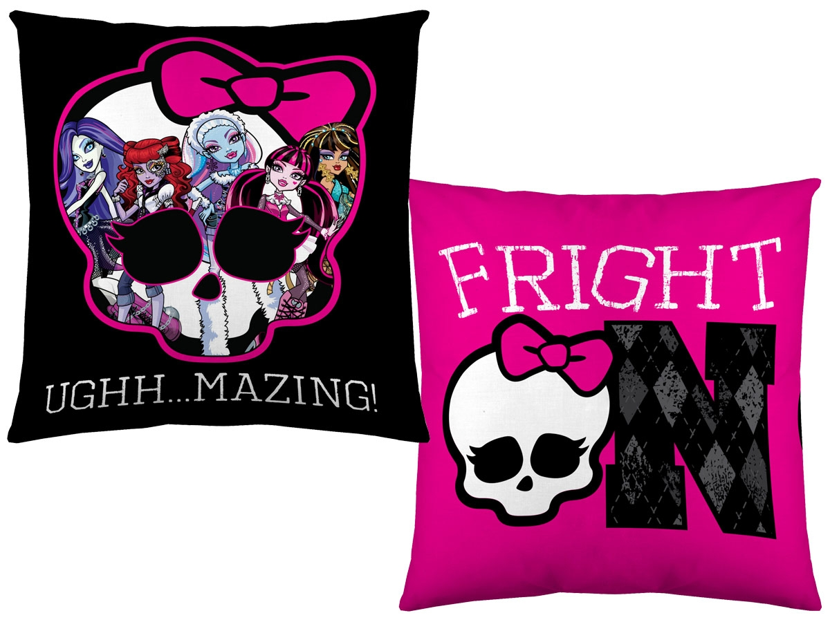 COJINES MONSTER HIGH REF.3 40 x 40 cms vacio
