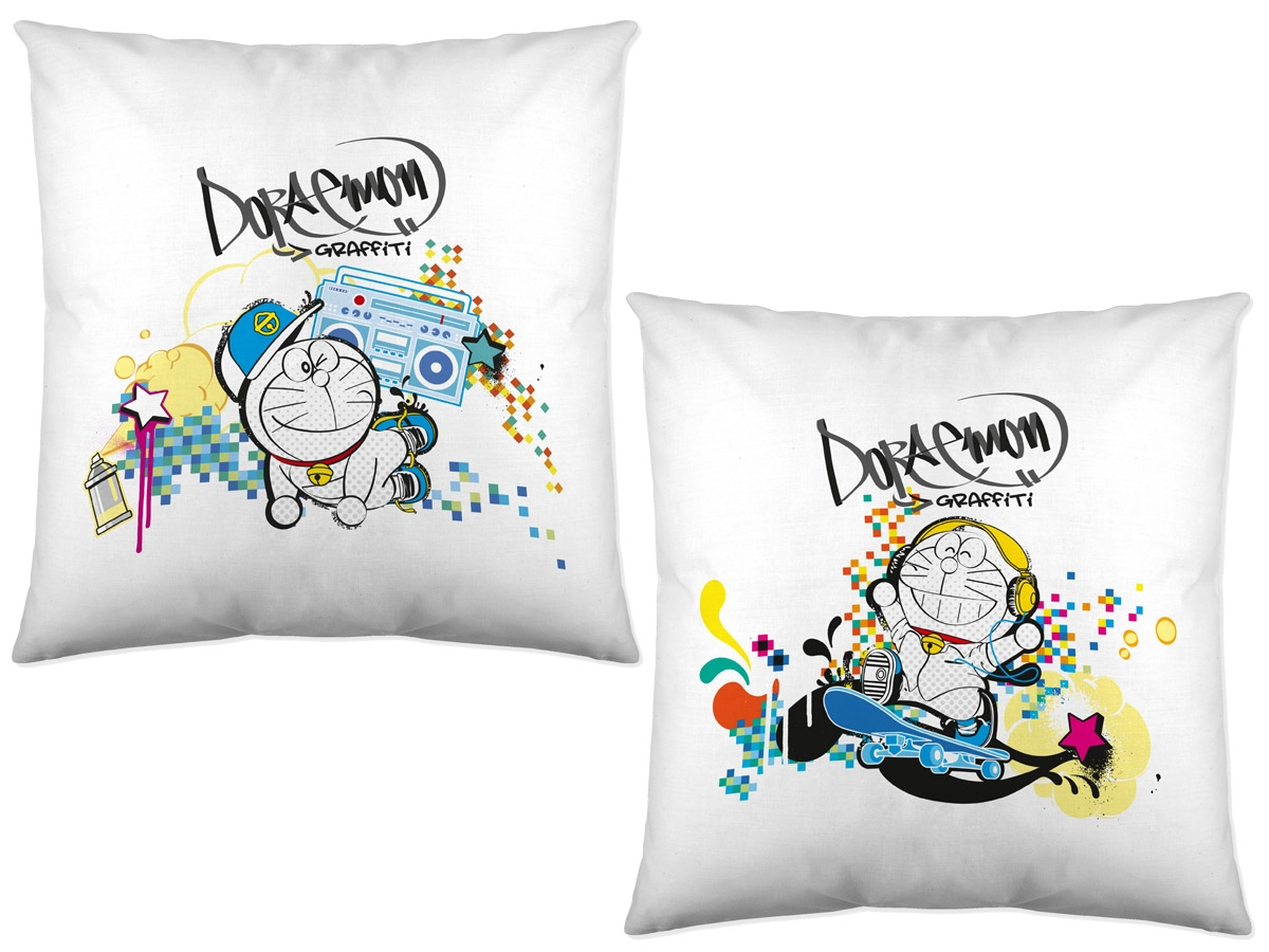 COJINES SPRAY DE DORAEMON