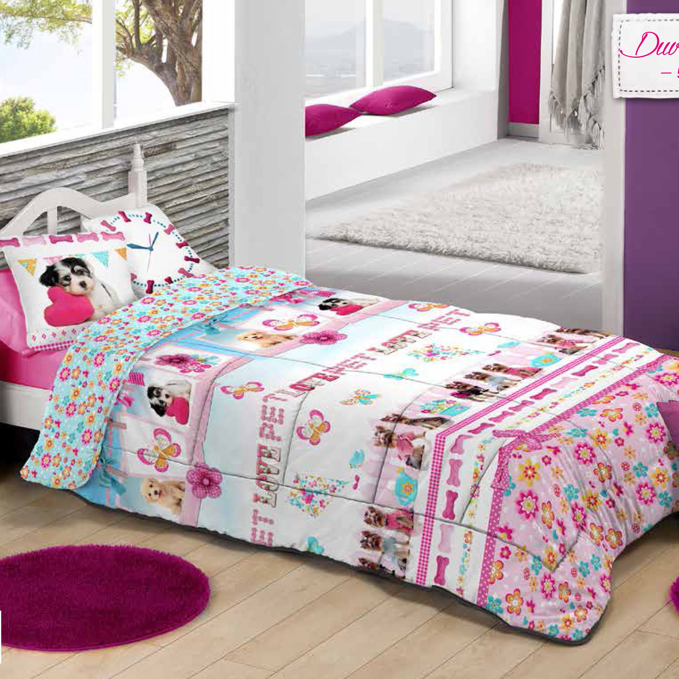 DUVET JUNIOR 583