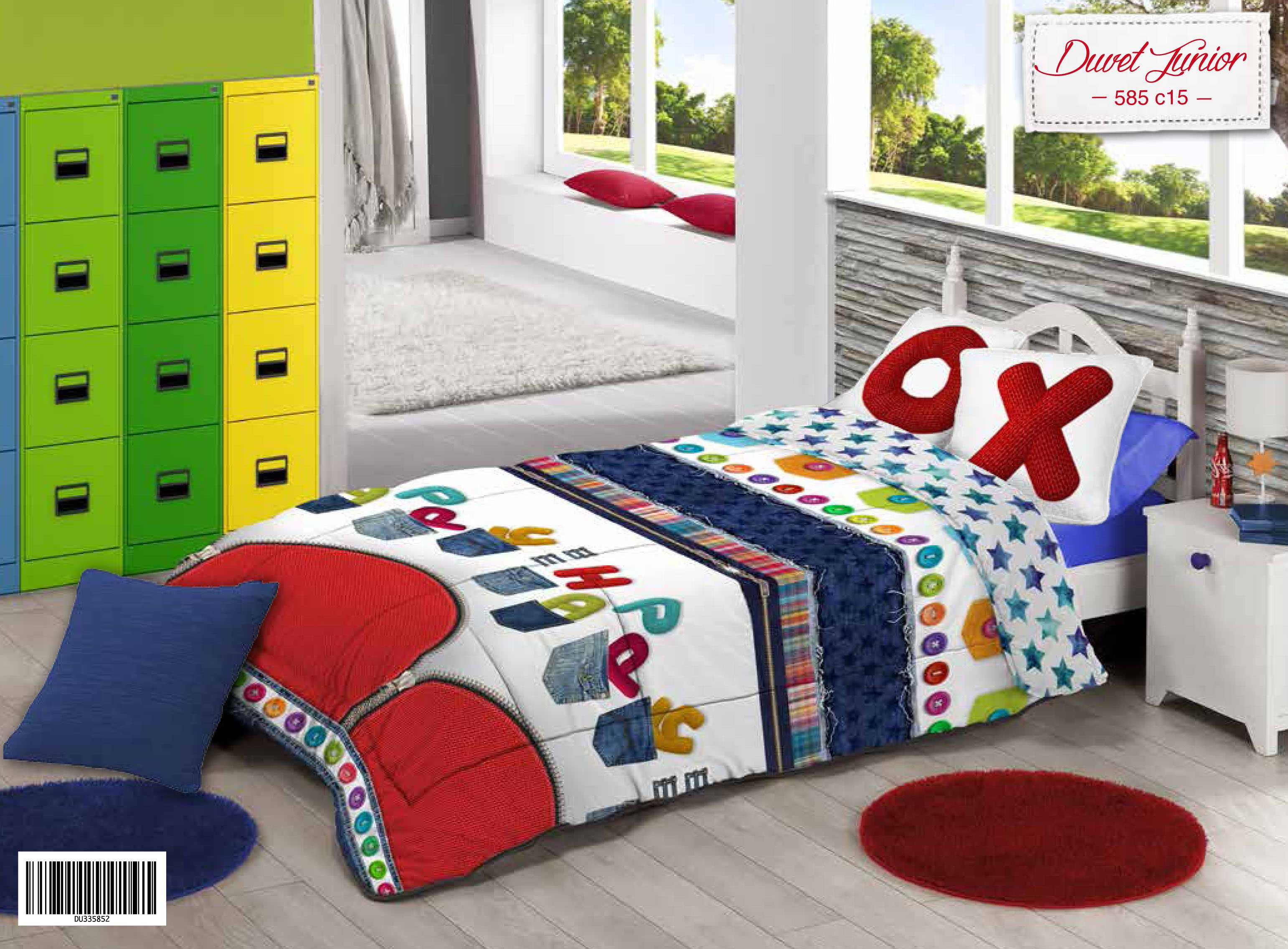 DUVET JUNIOR 585