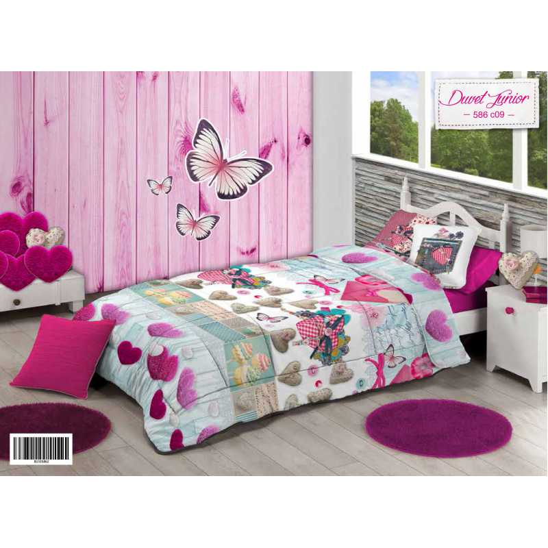 DUVET JUNIOR 586
