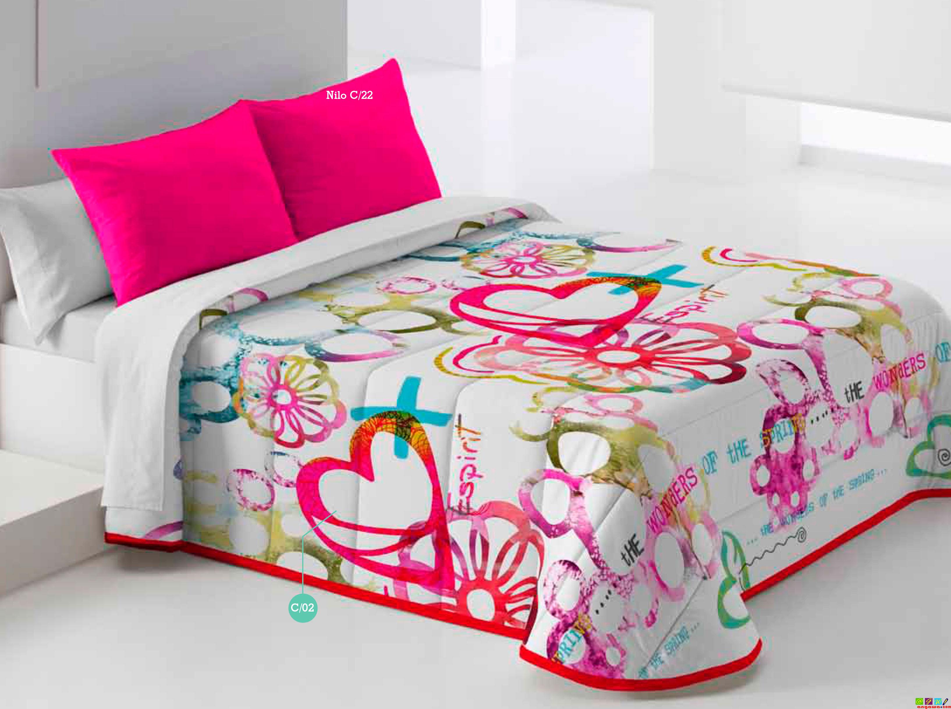 edredon. Black Bedroom Furniture Sets. Home Design Ideas
