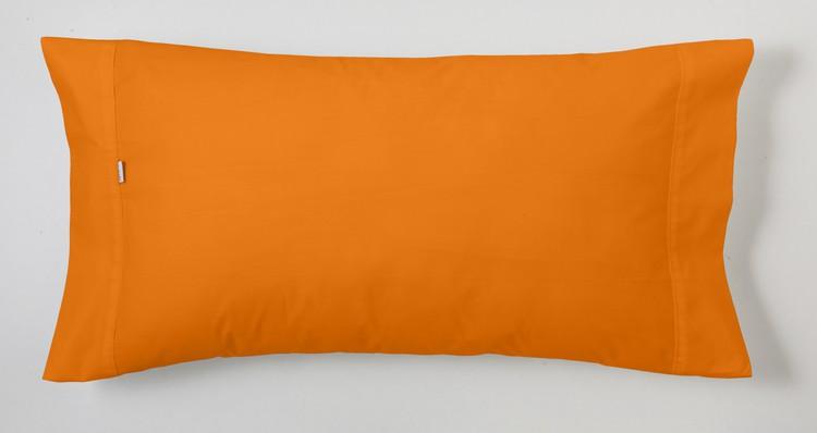 FUNDA DE ALMOHADA LISA COMBI Naranja 109 50 x 80 cm (Pack 2 uds.) Naranja 109 45 x 170 cm Naranja 109 45 x 155 cm Naranja 109 45 x 125 cm Naranja 109 45 x 110 cm Naranja 109 45 x 95 cm(Pack 2 uds.) Naranja 109 45 x 85 cm (Pack 2 uds.)