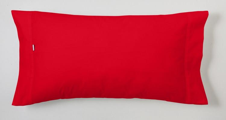 FUNDA DE ALMOHADA LISA COMBI Rojo 014 50 x 80 cm (Pack 2 uds.) Rojo 014 45 x 170 cm Rojo 014 45 x 155 cm Rojo 014 45 x 125 cm Rojo 014 45 x 110 cm Rojo 014 45 x 95 cm(Pack 2 uds.) Rojo 014 45 x 85 cm (Pack 2 uds.)