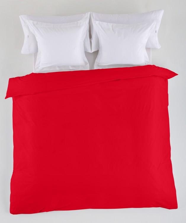 FUNDA NÓRDICA LISA COMBI Rojo 014 180 cms Rojo 014 150 cms Rojo 014 135 cms Rojo 014 105 cms Rojo 014 90 cms