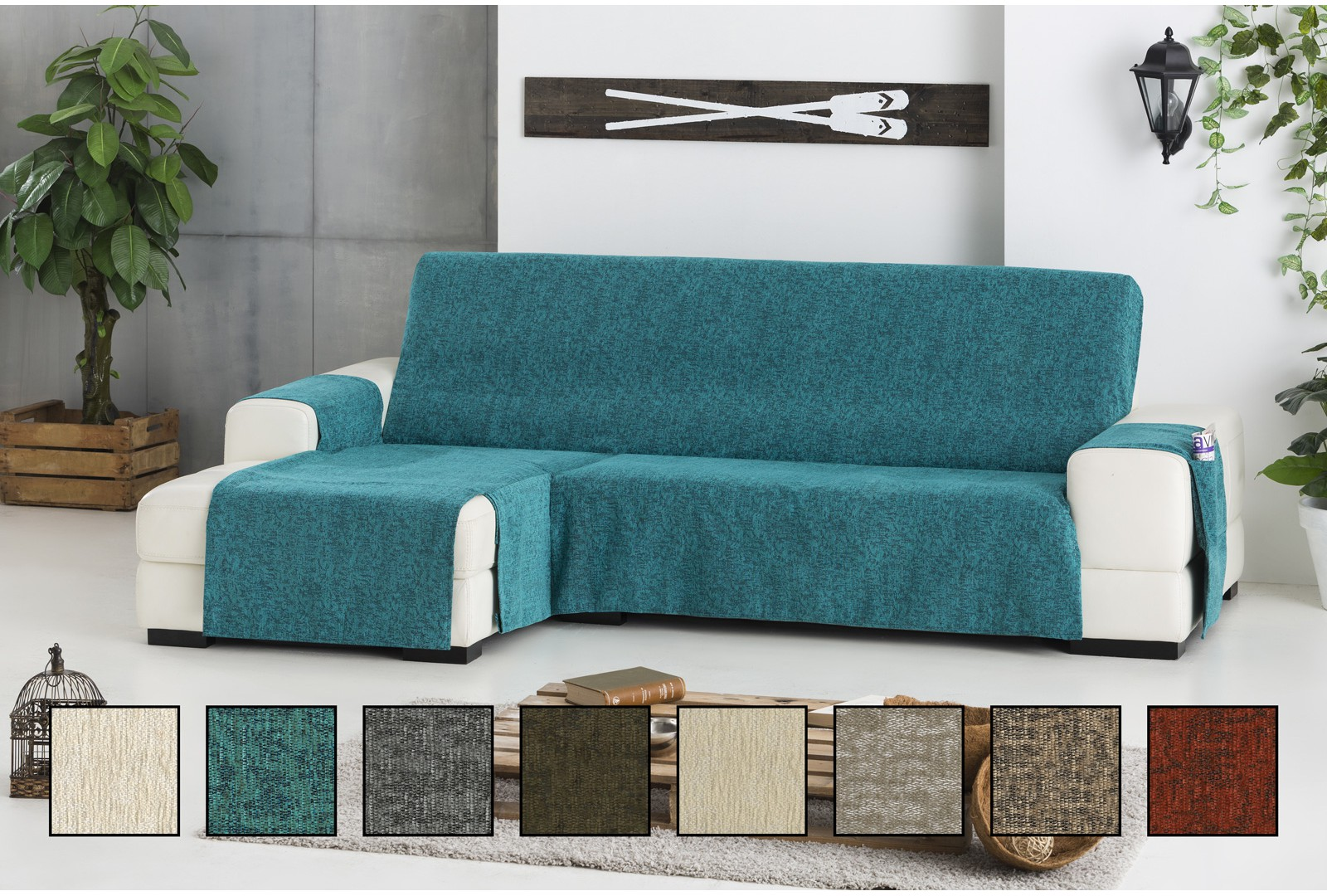 FUNDA DE SOFA CHAISE LONGE DREAM