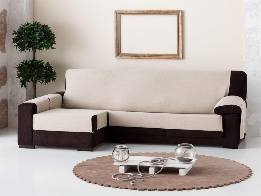 Funda de sofa chaise longe constanza - Funda para cheslong ...