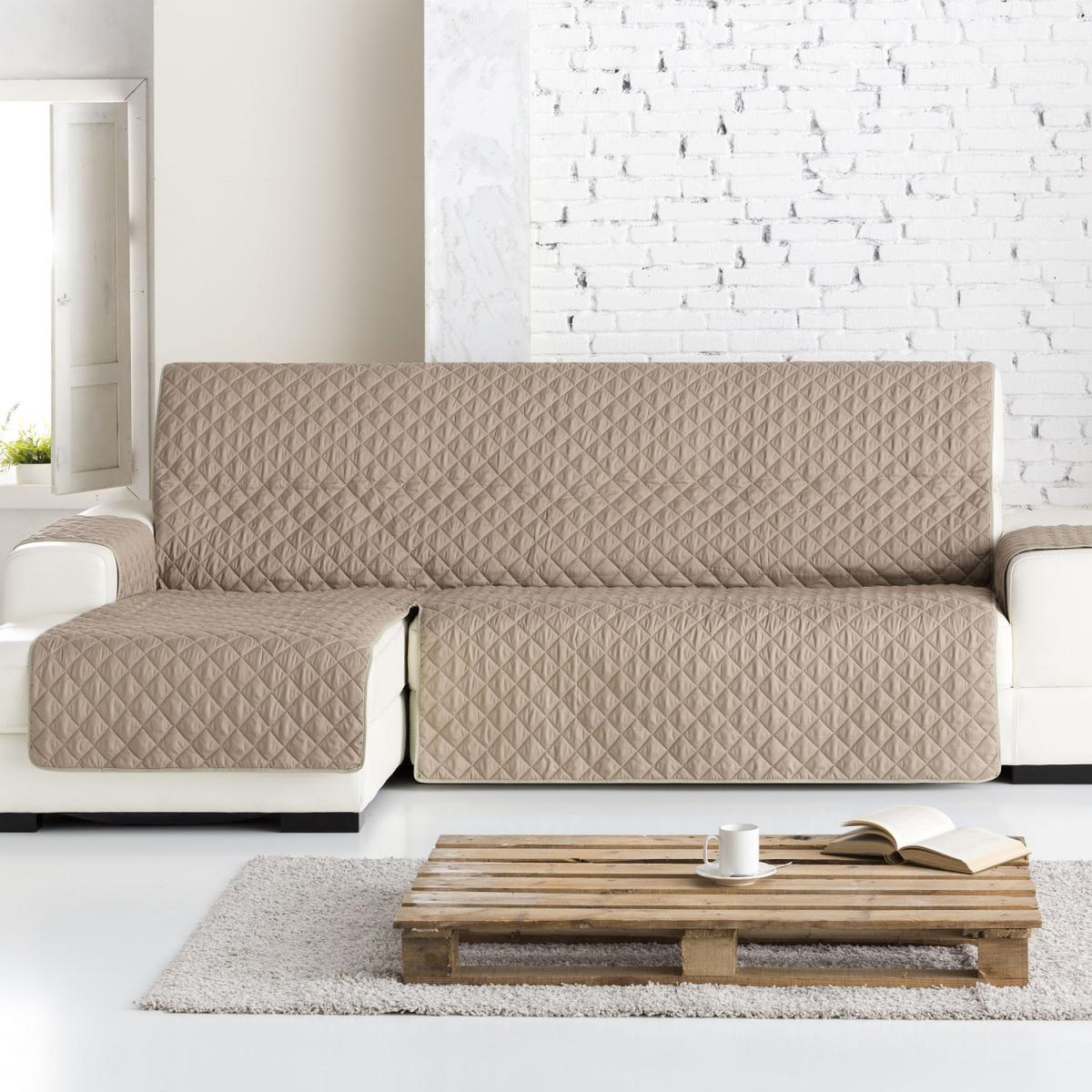 Funda de sofa pr ctica dual quilt for Funda sofa 4 plazas