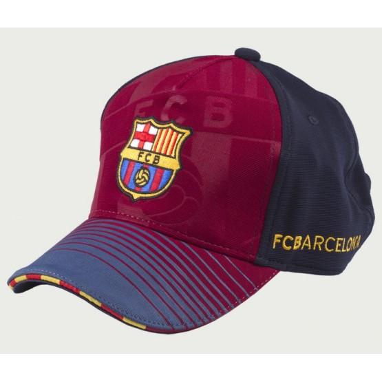 Gorra Barça blaugrana adulto