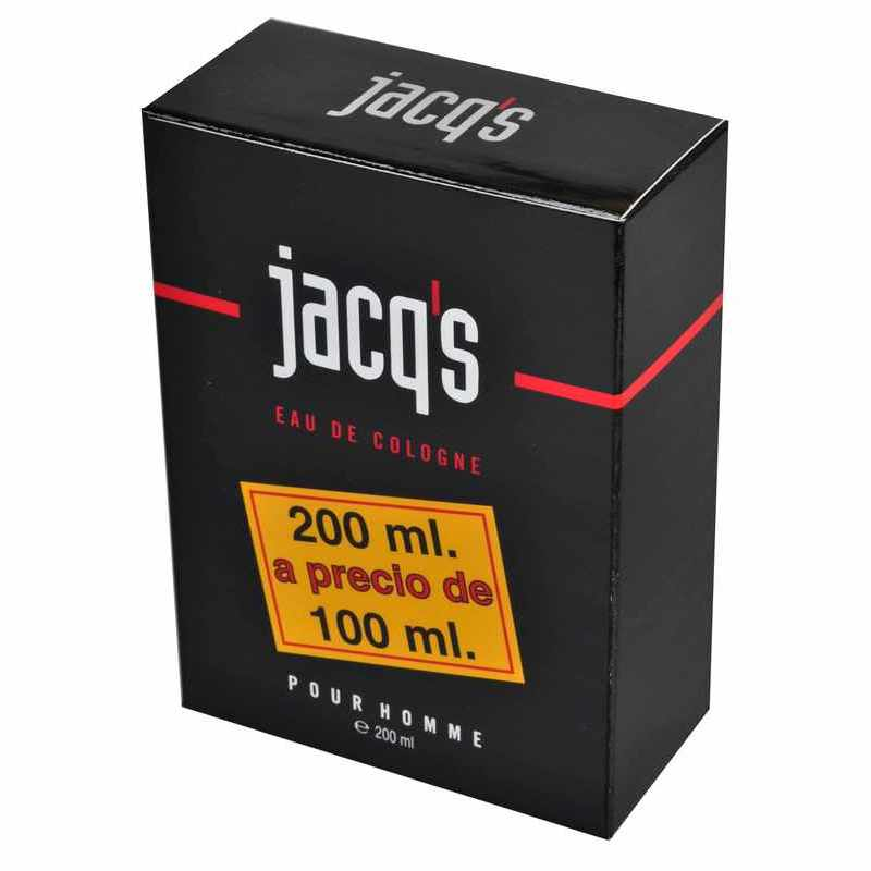 COLONIA JACQ´S 200 ML